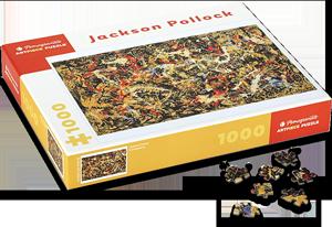 Puzzle Impossibile Pollock