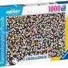 Ravensburger Puzzle Puzzle 1000 Pezzi Topolino Puzzle Per Adulti Collezione Challenge Puzzle Impossibili Puzzle Ravensburger Stampa Di Alta Qualita 0 0